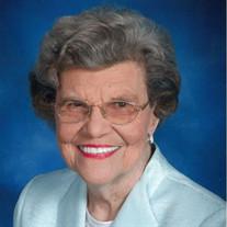 Mrs. Helen Alice Sugg Aderholdt