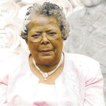 Mrs.  Nettie Mae Highshaw