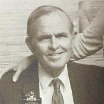 """Morris """"Skip""""George  Cline"""