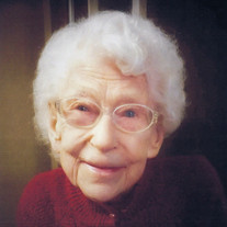 Harriett Eloise McDowell