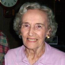 Mary Elizabeth Costolow