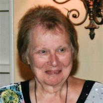 Eileen Mary Mathias