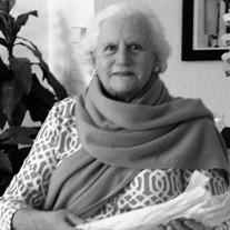 Margaret Patricia (Pat) Simmons