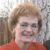 Lucy Ann Woodward