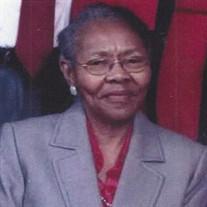 Mrs. Zearline Carol Zolicoffer