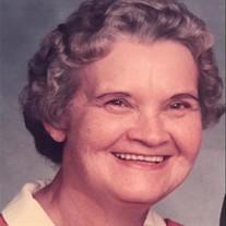 Shirley Evelyn Swilley