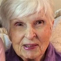 Blanche Lovett Crider