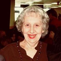Ruth Manahan