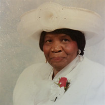 Mrs. Peggy Rose Hardy-Hammond