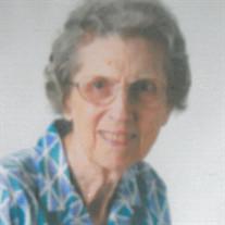 Hazel Dodgens Mercer