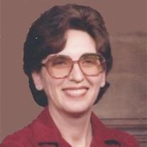 Barbara Thurmon Woodard