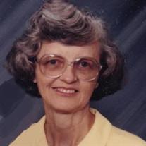 Mary Barbara (O'Brien) Cherry