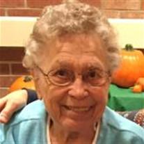 Mrs. Jean M. Hentsch