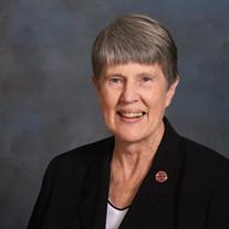 Sister Margaret Frederick O.S.B.