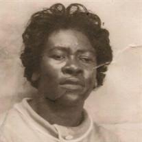 Mrs. Josephine Smith