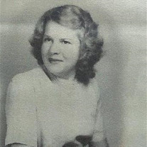 Mrs. Jimmie  Nell Hickson