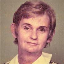 Mrs. Clara Belle Hinshaw Watkins