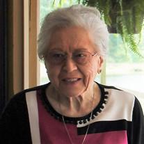 Mrs. Jewell Clifton Newsome