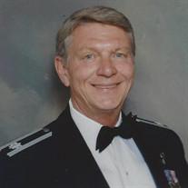 Lt.Col.   (Ret.) James  Robert Cox Jr.
