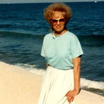 Mrs Georgia Lee Altstatt