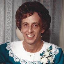 Beatrice Hebert Overstreet