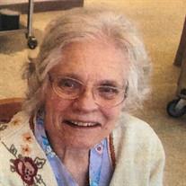 Ms. A. Elizabeth Mahaffy