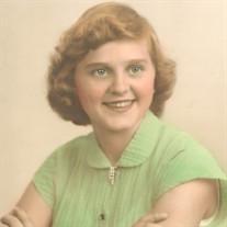 Margaret Juanita Dawson