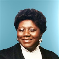 Mrs. Jacqueline Yvonne Thompson