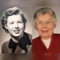 Mary Annie Crawford Jones