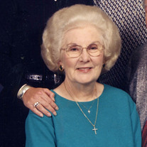 Evelyn Wingate Dudley