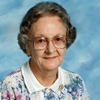 Mildred May Hughes