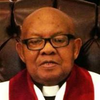Bishop Ernest Odell Edwards