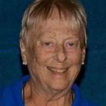 Donna Clair Collier