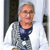 Ms. Maria V Garcia