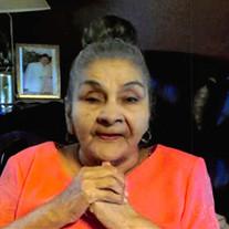 Mrs. Juanita  Salinas Gonzalez