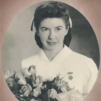 Doris Beddome