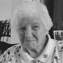Mrs. Jeannette Borden Vasbinder