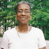 Gloria Dean Wells Carter