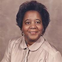 Mrs. Dorothy Jean Ashley