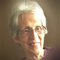 Janet M. VanRensselaer