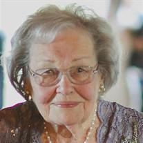 Marjorie Marie Watson