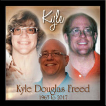 Kyle Douglas Freed