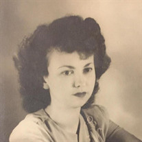 Edith M Butler