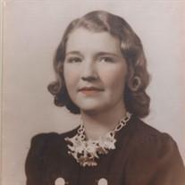 Edna Clara Morris