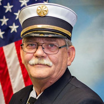 Deputy Fire Chief Ronnie Shaw