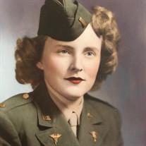 "Dorothy ""Dot"" Katherine Ahern"