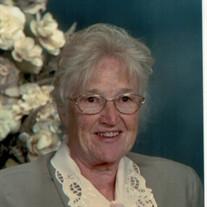 Fannie Marie Yoder