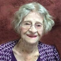 Flora Gladys Joneson