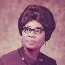 Mrs. Anna L. Vasthie Howard