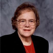 Mildred B. Hartley